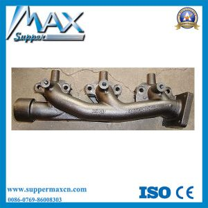 Sinotruk HOWO Engine Parts Rear Exhaust Manifold pictures & photos