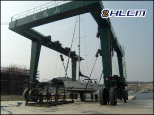 Yatch Travel Lift for Maintenance pictures & photos