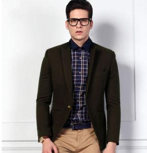 New Italian Fashion Style Men′s Leisure Blazer pictures & photos