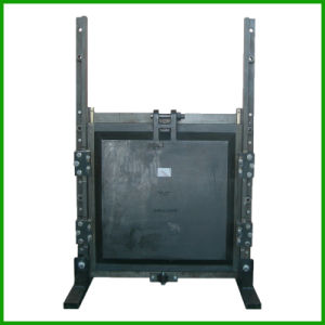 Cast Iron with Copper Square Penstock-Sluice Gate pictures & photos