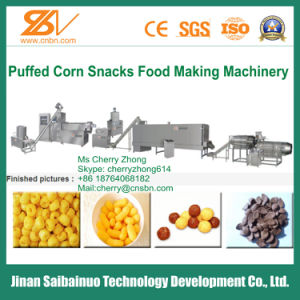 Snacks Production Line pictures & photos