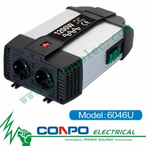 6046u 1200W Pure Sine Wave Inverter+USB pictures & photos