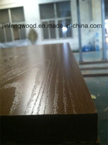 Embossed Melamine Paper Veneered MDF pictures & photos