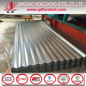 Aluzinc Coated Corrugated Sheet Price pictures & photos