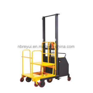 Semi-Electric Order Picker pictures & photos
