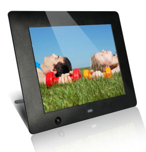 8 Inch Montion Sensor Digital Photo Frame pictures & photos