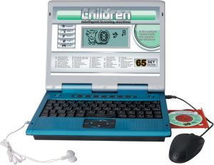 English Learning Machine Computer Toy