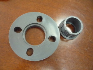 Plastic Flange / Plastic Disc pictures & photos