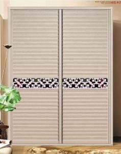 Sliding Door for Wardrobe #2408-20 pictures & photos