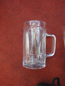 High Quality Glass Mug with Good Price Kb-Hn0602 pictures & photos