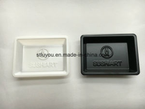 Disposable Plastic Sushi Soy Sauce Dish Tray pictures & photos