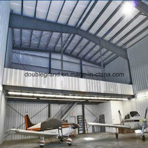 Prefabricated Light Steel Structure Aircraft Hanger pictures & photos