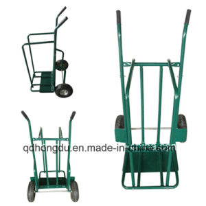 Hand Trolley for Wood Use (HT2127) pictures & photos