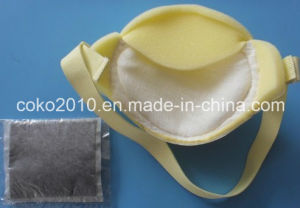 Industry and Personal Protection of Yellow Sponge Mask pictures & photos