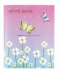 Factory Price Custom Logo Printed Notebook / Exercise Book pictures & photos