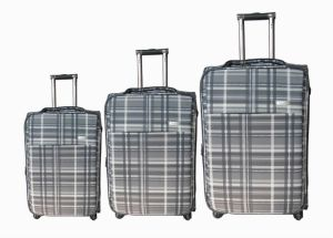 2016 Fashion 4 Wheel Trolley Case (HTS-088) pictures & photos
