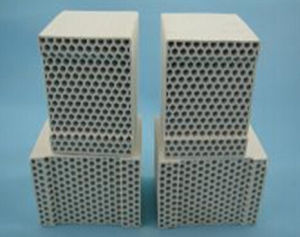 Honeycomb Ceramic Heater Infrared Honeycomb Ceramic for Rto pictures & photos