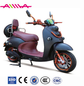1200W Powerful Electric Motorcycle with Turtle Type Headlight pictures & photos