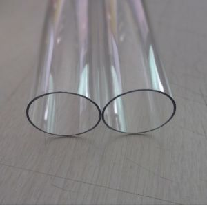 PMMA Plexiglass Clear Acrylic Pipe Acrylic Tube pictures & photos