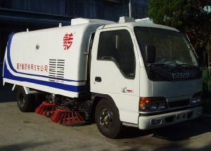 Sinotruk Isuzu 8cbm Garbage Truck pictures & photos