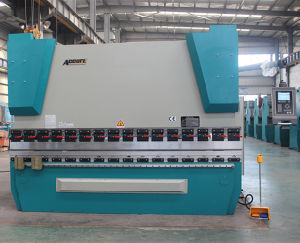 CE Standard CNC Iron Press Brake pictures & photos