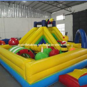 Honeybee Inflatable Castle