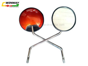 Ww-7508 Rear-View Mirror Set, Motorcycle Side Mirror, 125cc pictures & photos