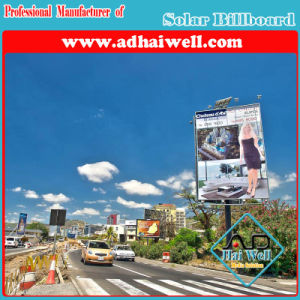High Quality Solar Power System Advertising Billboard pictures & photos