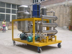 Hydraulic Oil Cleaning System, Lubricating Oil Purifier, Oil Restore pictures & photos