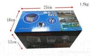 Waterproof Security Outdoor Camera Motion Sensor 10W PIR Sensor Camera with LED Flood Light pictures & photos
