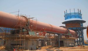 500tpd New Dry Process Cement Production Line pictures & photos