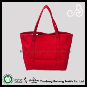 Fashion Hot Sale Cotton Canvas Shopping Bag pictures & photos