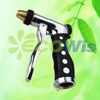 3 Pattern Metal Garden Hose Spray Gun (HT1331) pictures & photos