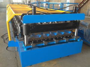Roofing Panel Wall Panel Roll Forming Machine pictures & photos
