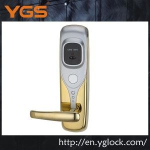 Electronic Digital Hotel Door Lock with Smart Card