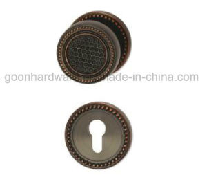 High Quality Solid Brass Door Handle 821 pictures & photos