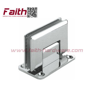 Excellent Quality Frameless Shower Glass Door Hinge (SHB. 90W. BR) pictures & photos