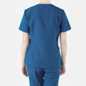 Fashion Nursing Scrubs/Hospital Uniform/Medical Scrubs pictures & photos