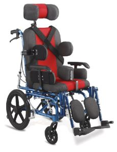 Cerebral Palsy Wheelchair (SK-AW219) pictures & photos