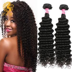 7A Virgin Brazilian Human Hair Extension Brazilian Hair Weaving (TFH-182) pictures & photos