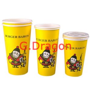 1.5-32 Ounce Hot Beverage Paper Cups and Lids (PC023) pictures & photos