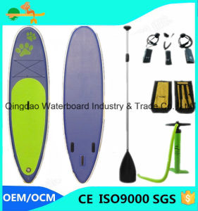 Beautiful Inflatable Stand-up Light Weight Paddleboard Sup Board