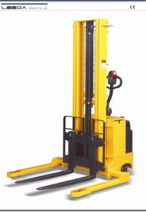 Electric Stacker With Straddle Leg (HL-FW SERIES) pictures & photos