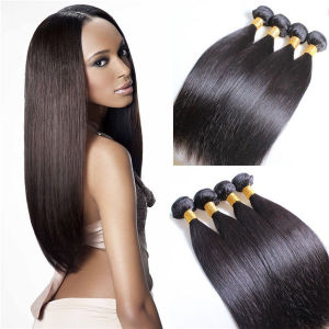 Hot Selling Raw Unprocessed Wholesale Brazilian Hair Weave Bundles pictures & photos