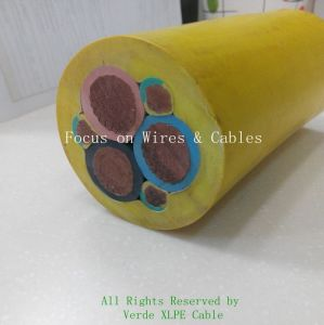 Multicore Oil Resistant Electric Cable, Epr Rubber Insulated Cable Wire pictures & photos