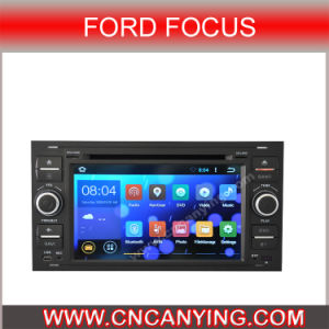 Pure Android 4.4 Car GPS Player for Ford Focus with Bluetooth A9 CPU 1g RAM 8g Inland Capatitive Touch Screen (AD-9844)