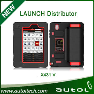 Launch Distributor 2014 New Arrival Launch X431 V Global Version Universal Scanner with Bluetooth/WiFi pictures & photos