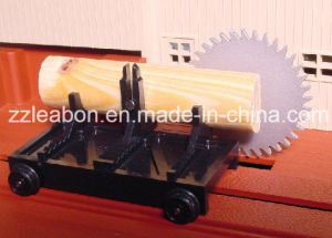 Automatic Type Horizontal Circular Sawmill with Carriage pictures & photos