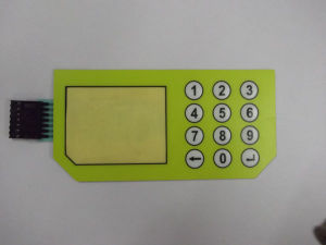 Keypad Button Material and Telecommunication Equipment Application Keyboard Film pictures & photos