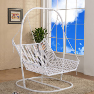 Single Double Increase Rattan Hammock Swing Chair pictures & photos